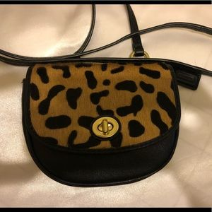 Small Coach crossbody purse